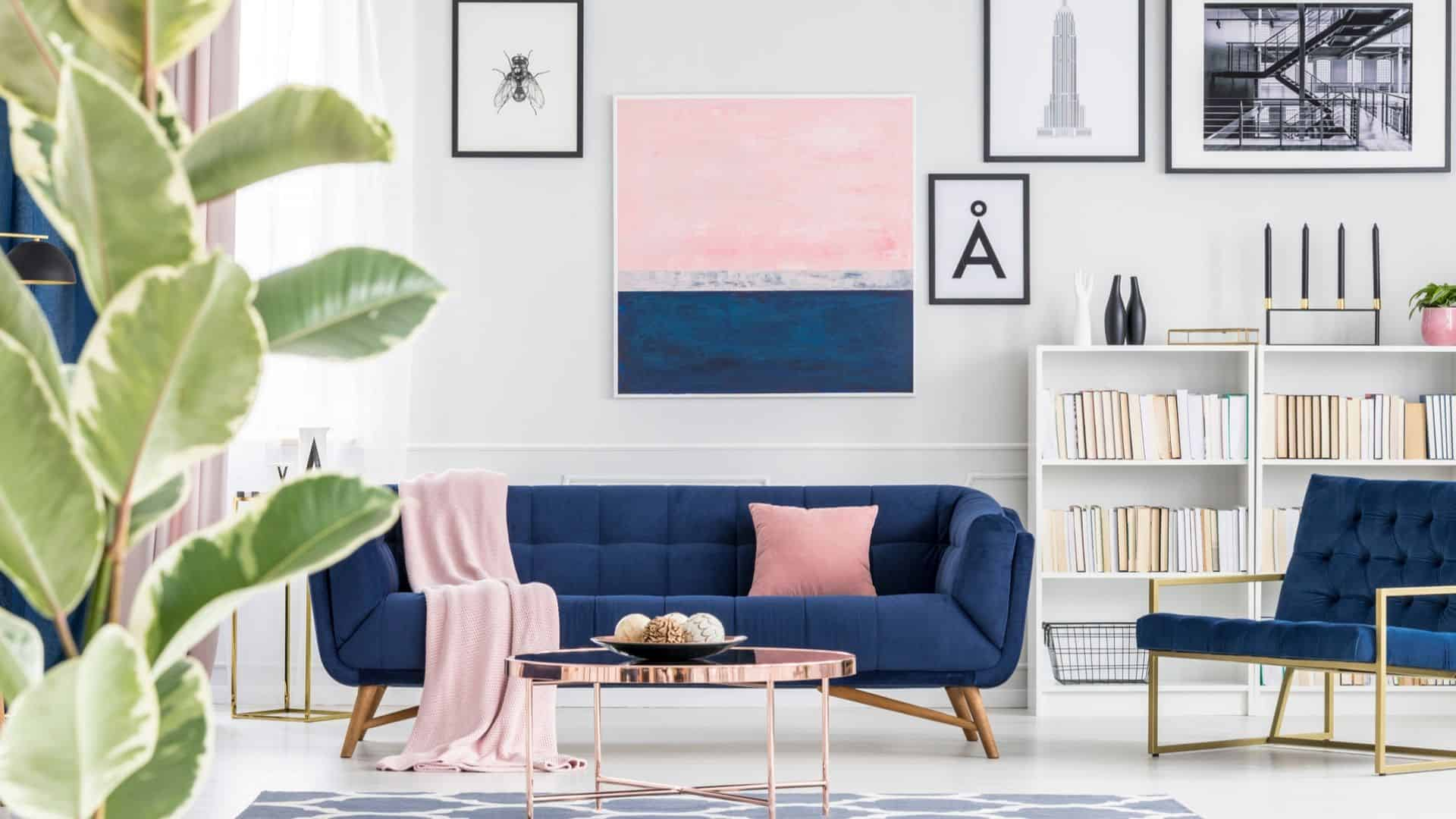 Blend Feminine and Masculine Styles In Décor