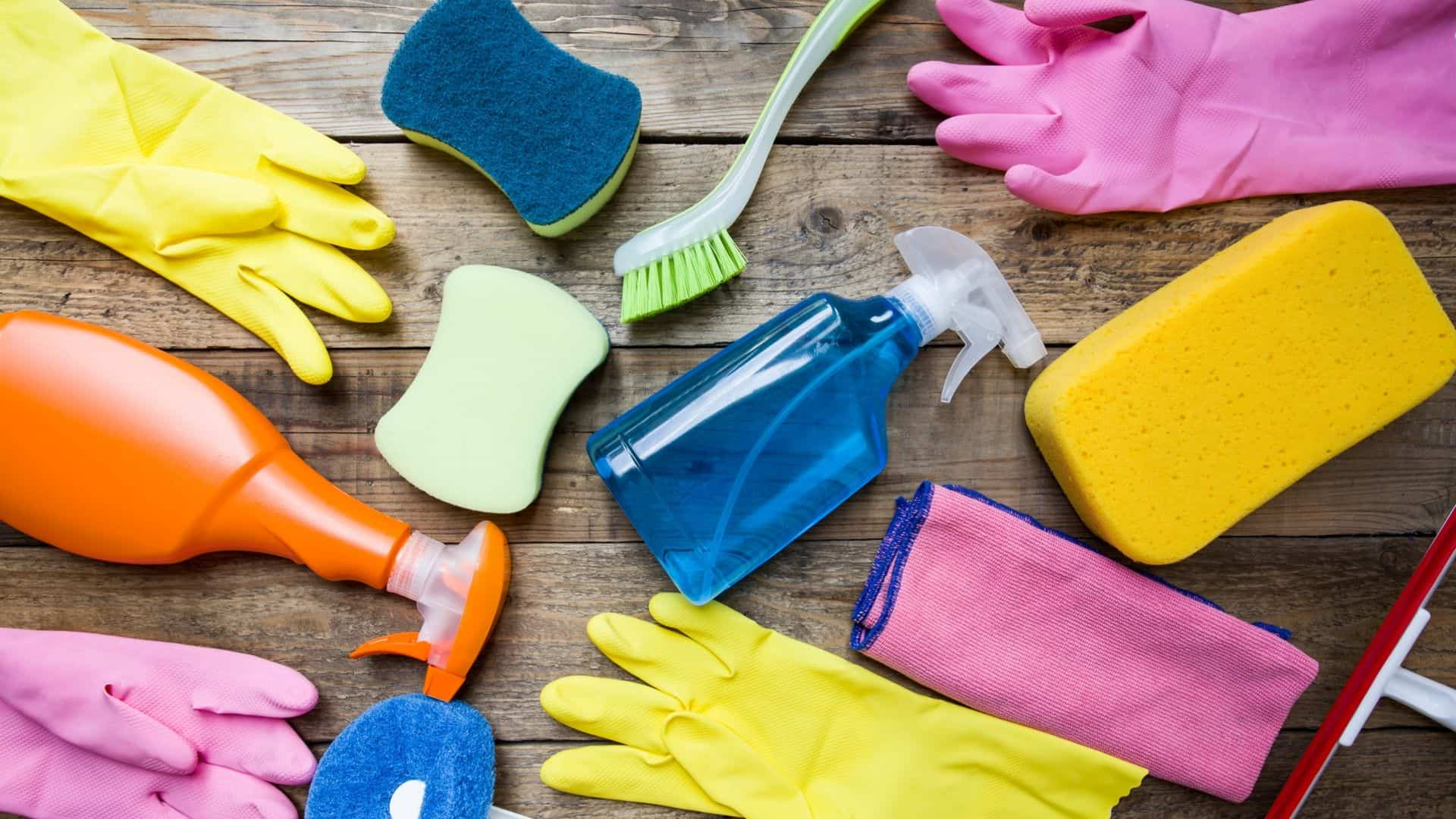How To Clean Your House? In What Order?