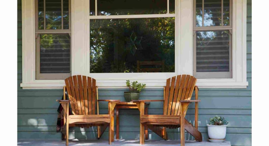 Ideas for curb appeal add wood for warmth