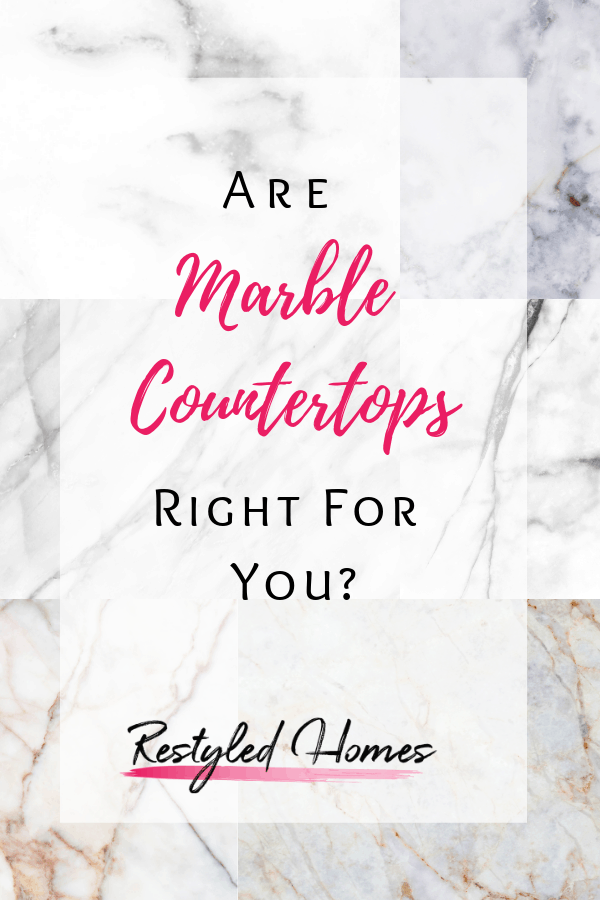 marble countetops