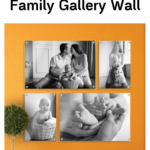 Family gallery walls