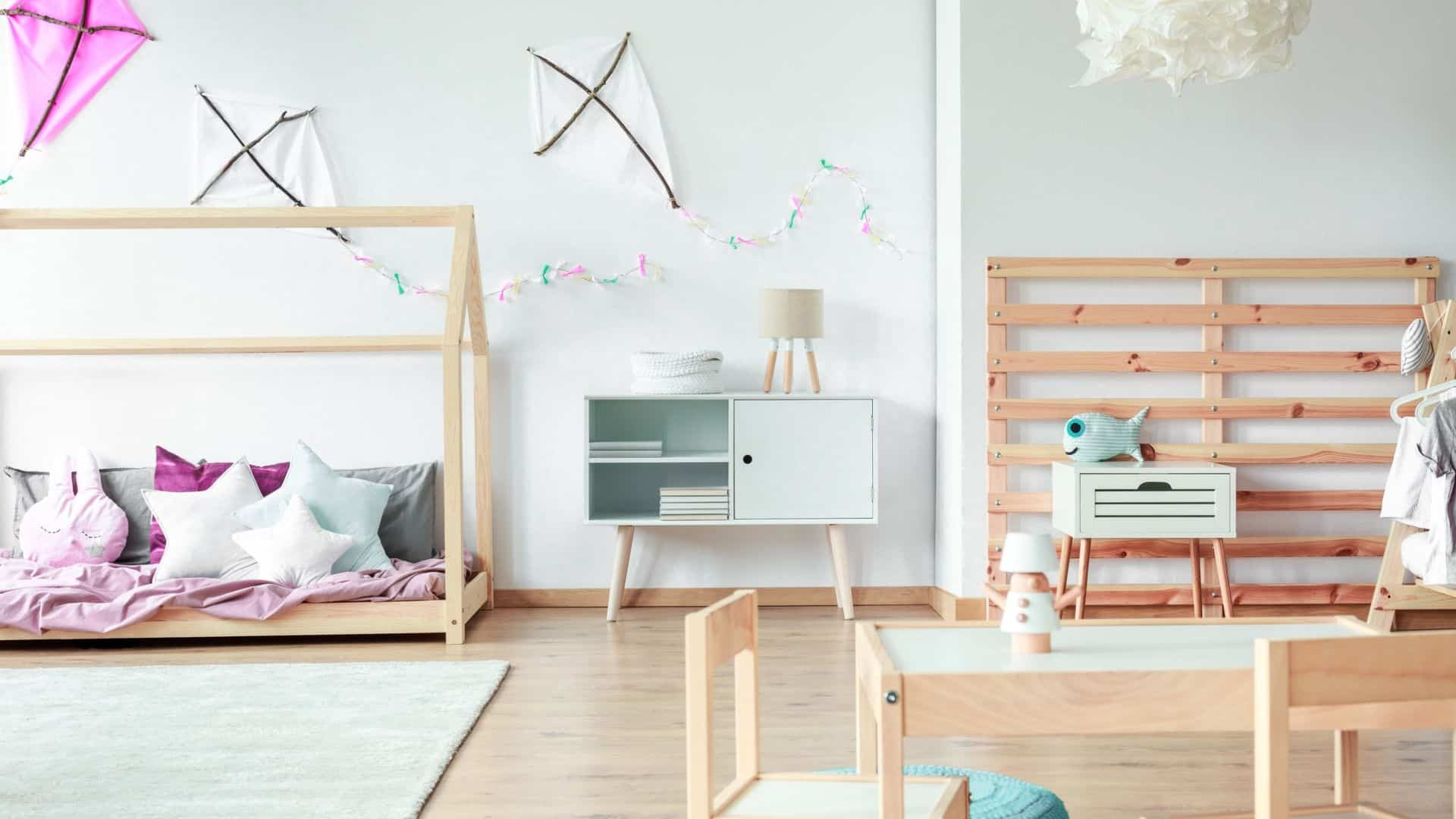 How To Decorate For Kids On A Budget