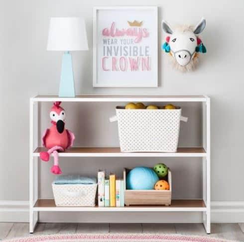 Decorate Clutter free kids