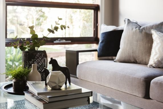 Make your home look expensive by layering