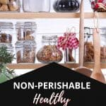 Non-perishable food item list