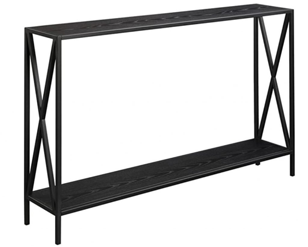 Console Table to add into your modern farmhouse decor