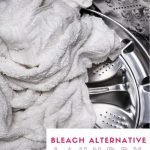 Laundry bleach alternatives to whiten clothes
