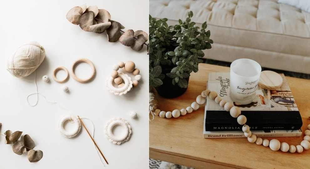Home deocr crafts for adults