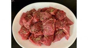 Season beef