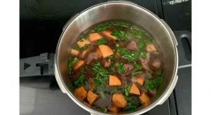 Healthy stew