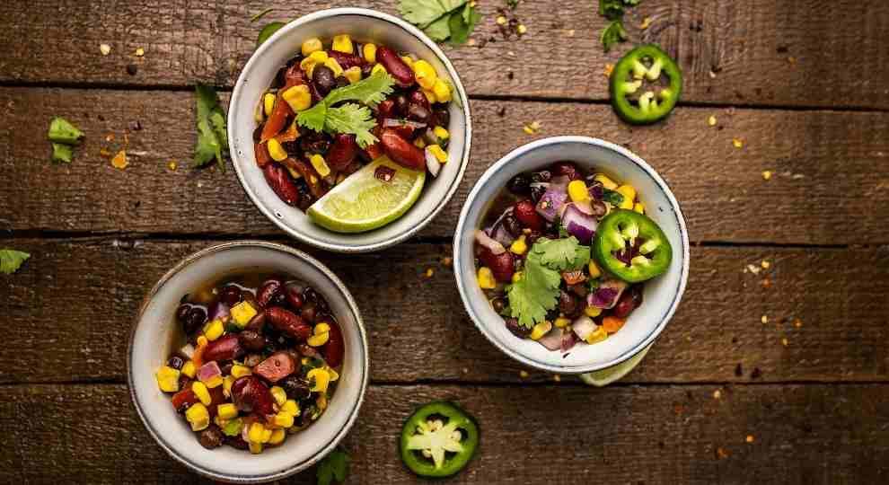 Pico de Gallo Bean Salad Recipe
