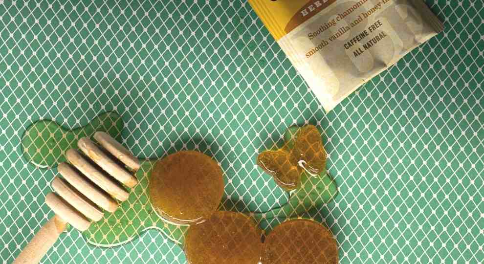 Homemade Hard Honey Candy To Soothe Your Sore Throat